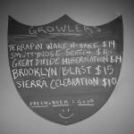 Growler Board